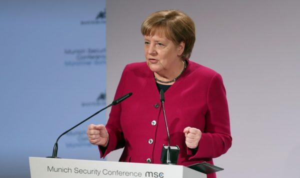 德国高调撑美退中导条约 默克尔:中国必须参与核裁军