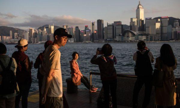 大湾区规划浮出水面 香港一国两制22年就变
