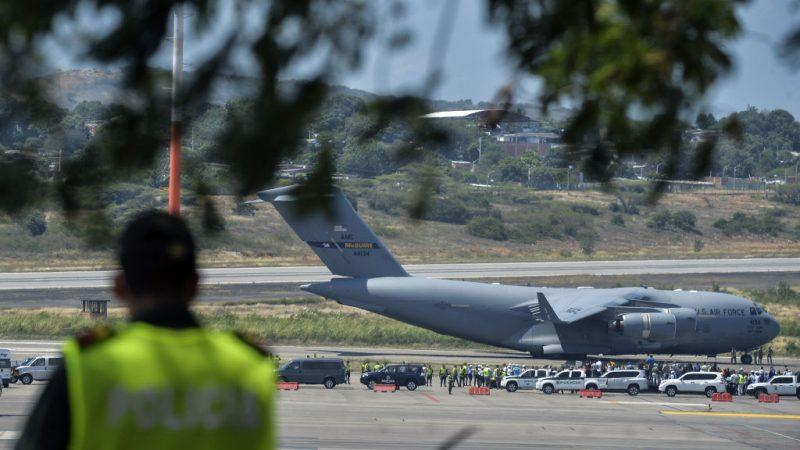 俄媒:美国将出兵委内瑞拉  实施物资救助