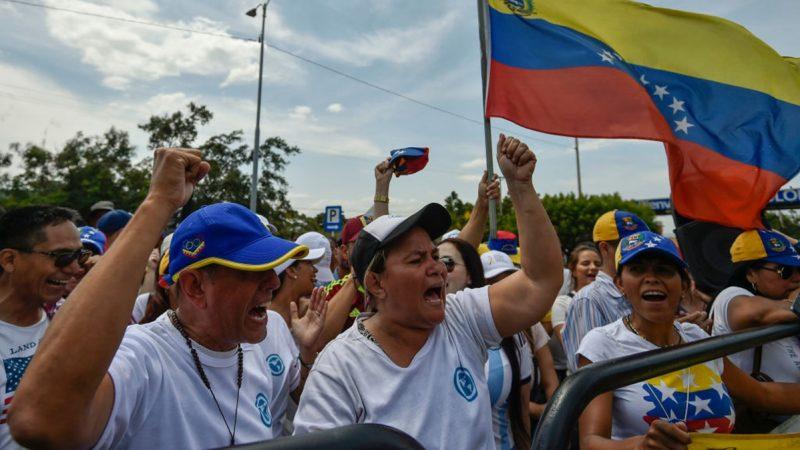 委內瑞拉五步走向經濟崩盤 中共只差最後一步