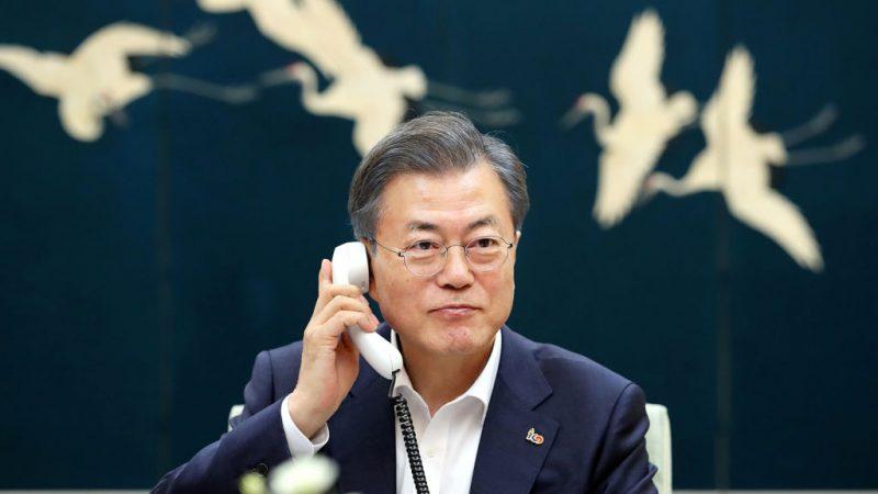 為使美朝達協議 韓媒批評:文在寅急躁亮籌碼