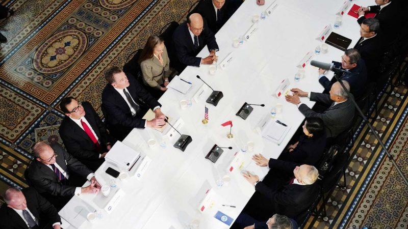 美中談判關鍵期再施緩兵計?北京推遲發布爭議規定