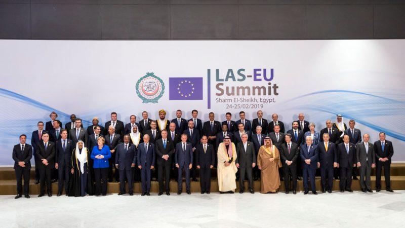 防中俄趁虚而入 欧盟阿拉伯峰会吁扩大合作