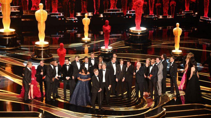 第91届奥斯卡获奖名单公布 《绿皮书》摘最佳影片奖