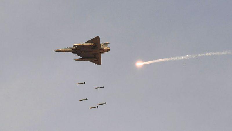報復攻擊 印度12架戰機摧毀巴國恐怖組織營地