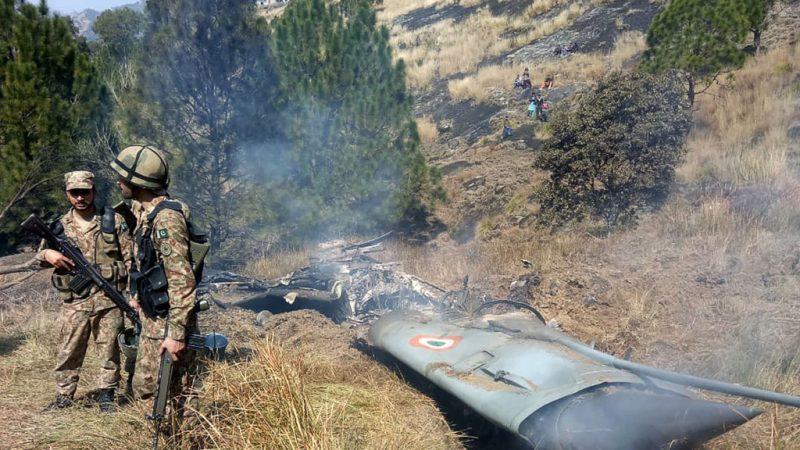 印巴關係緊張升級 巴軍:擊落2架印度戰機
