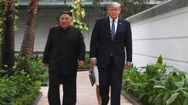 程晓容:川金二会 朝鲜越南获机遇