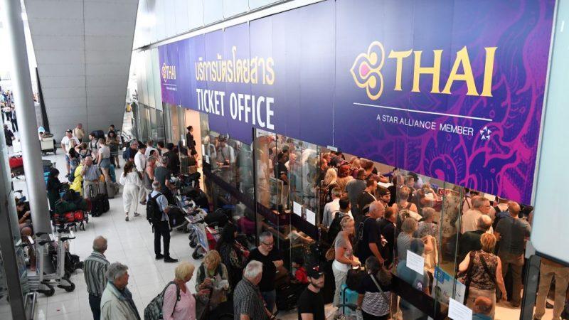巴基斯坦關閉領空 5000旅客滯留曼谷