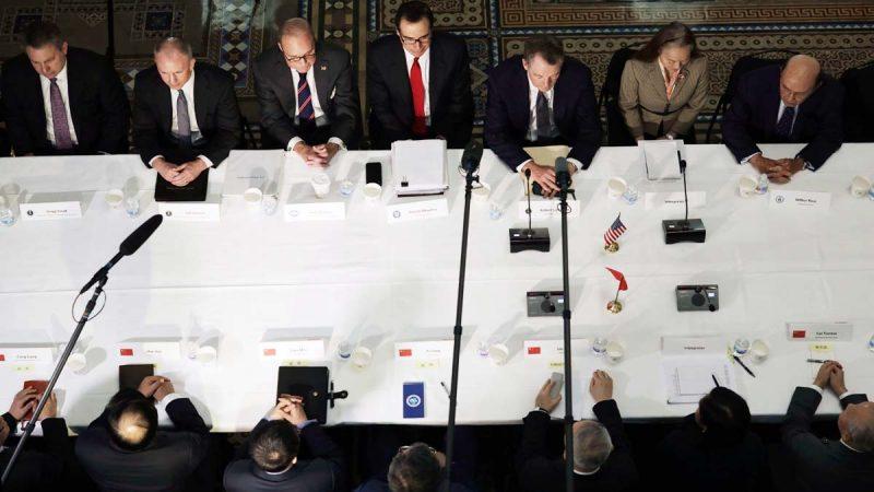 贸易谈判关键时刻 美又宣布对中方加征一项关税