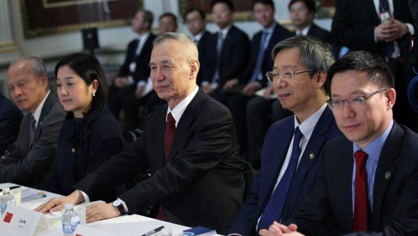 中方仍未回應知識產權議題 談判延2天3月或有川習會