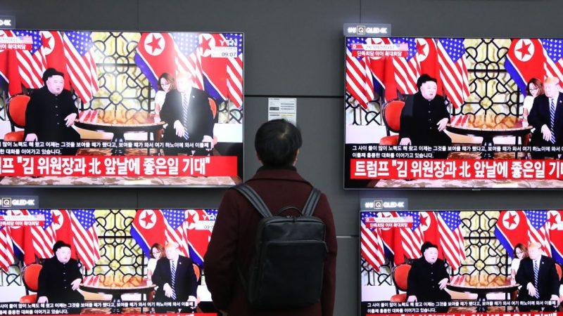 朝鲜非核化 韩媒:会谈仍有歧见
