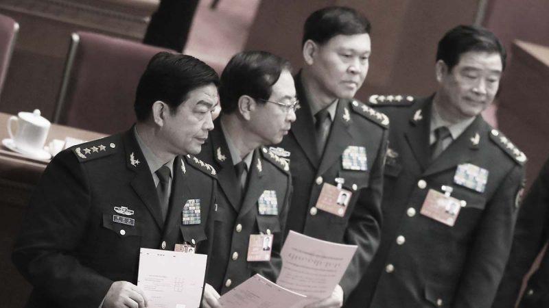 美媒:北京懲處房峰輝 習近平打虎高潮已過
