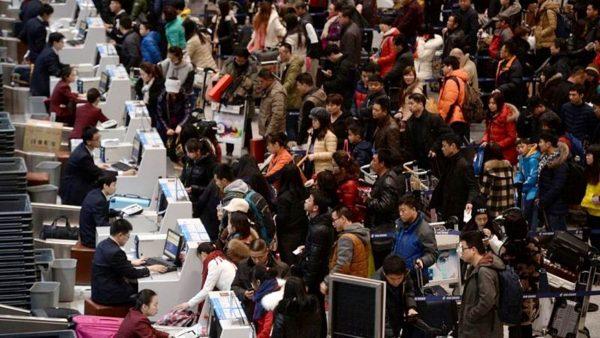 華為貿戰難阻美國夢 中國赴美國遊客暴漲六成