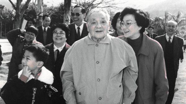 鄧小平訪問毛故居 酒宴上突然變臉走人