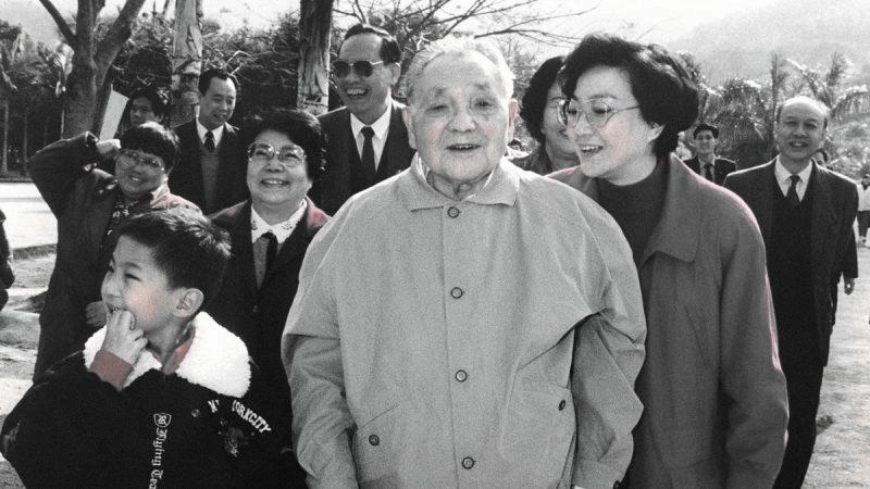邓小平访问毛故居 酒宴上突然变脸走人