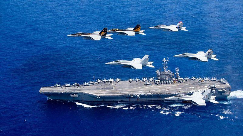 澳前高官:应联手美军保护台湾 免遭中共袭击