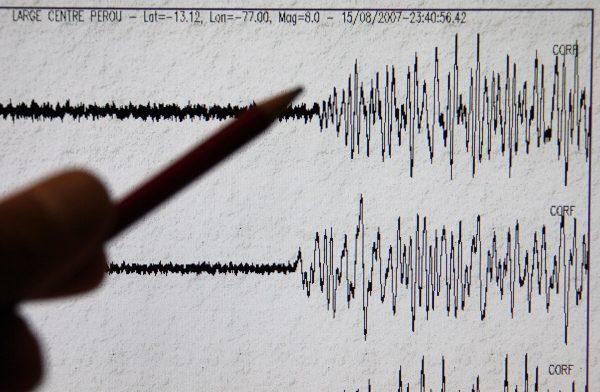 印度北疆規模5.6強震 尚無災損傳出