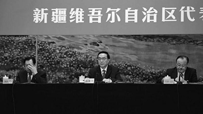 政治局委員陳全國又爆醜 博士論文涉嫌剽竊