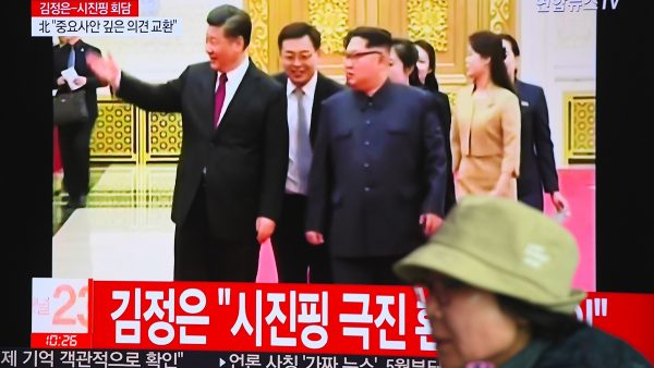 韩媒:习近平劝金正恩体检 暴露重大健康隐患
