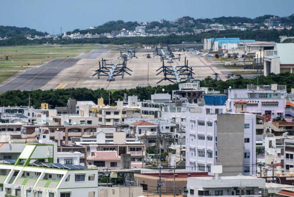 美军基地搬迁 冲绳公投说不 安倍计划不延后