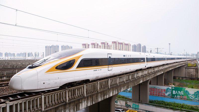 日媒:中国高铁隐患 影响超贸易战