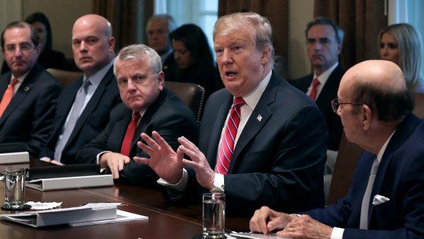 川普或簽預算法案 牆款另闢「其它來源」