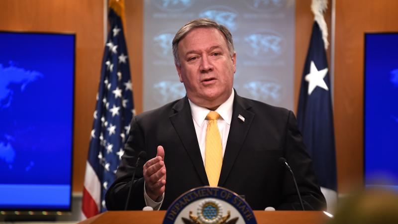 美國退出中導條約 宣布不再單方面受限