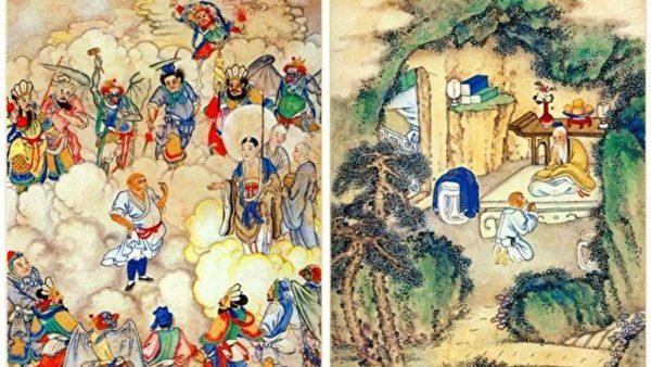 深度揭秘你看不见的玄机 【西游漫注】(29)揭秘孙悟空的神通
