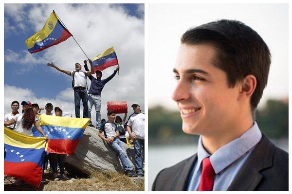 专访委内瑞拉留学生(上):喜欢社会主义的人就移民去共产国家吧