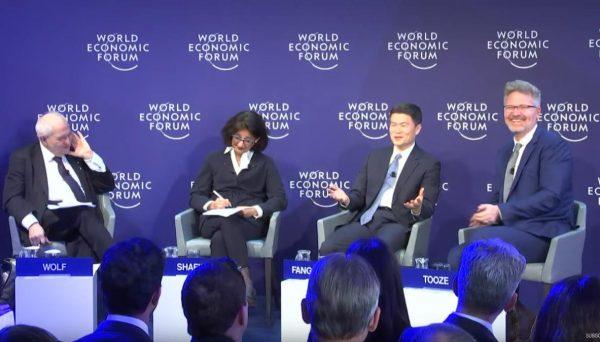 中共金融高官稱西方民主「需改革」 全場爆笑(視頻)