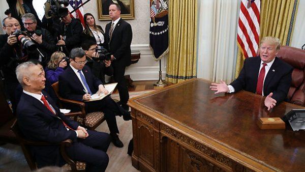 文武:中美貿易談判的核心是信任問題