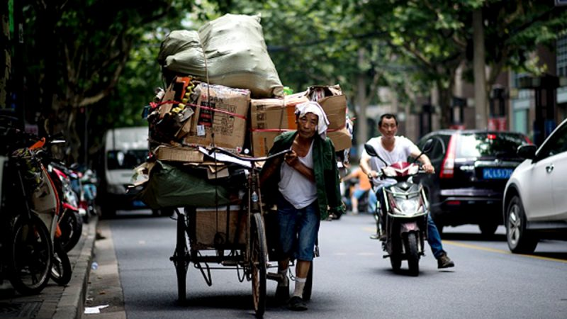 中國經濟有多糟?專家:官方GDP數據是垃圾