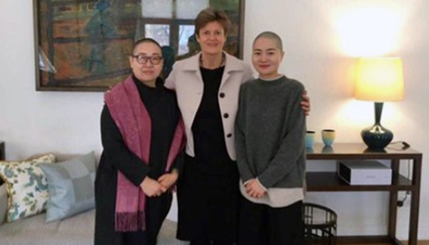 王全璋妻與6國官員見面 籲國際社會施壓北京