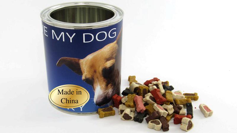 「不含中國成分」成安全標配 中國毒食品震驚世界