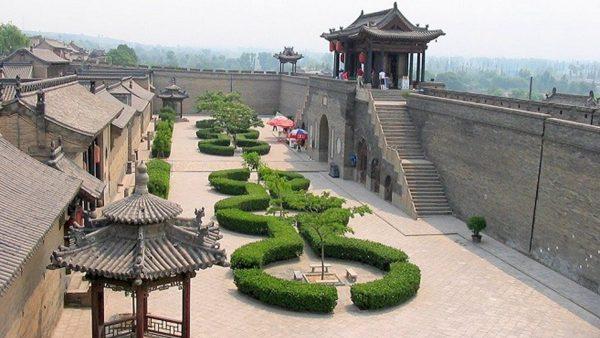 中國商人住宅號稱「紫禁城」比皇帝的院子還大