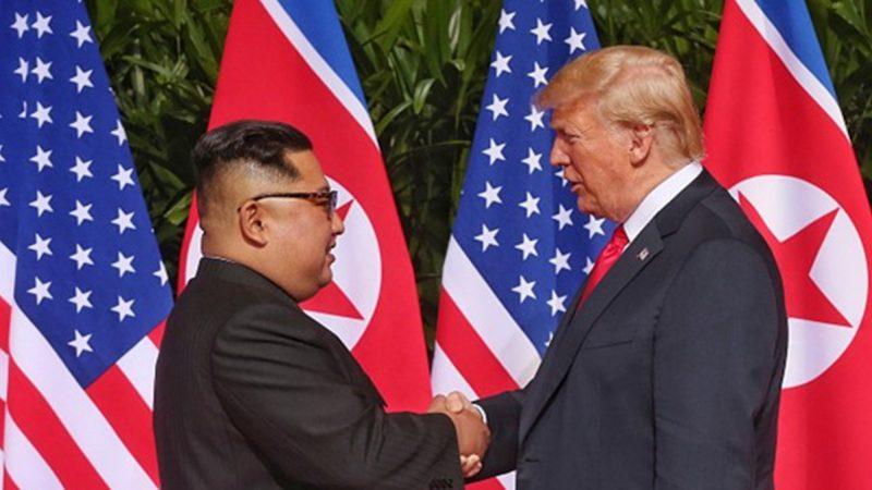 川金二会越南登场 全球瞩目