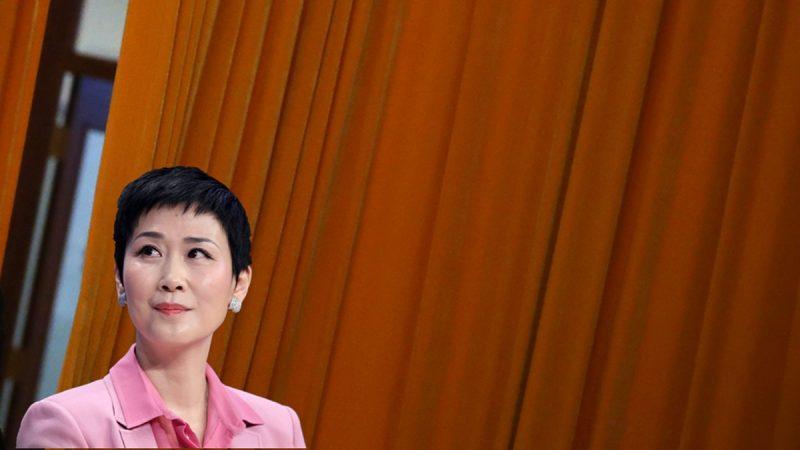 李小琳亮相博鰲論壇 新身份再引關注