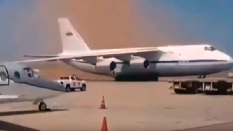 委国动荡未平 传俄军约100名飞抵首都附近机场