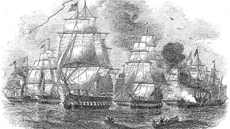 黑船事件——打开国门,日本国运从此改变(历史上的今天20190304第296期)