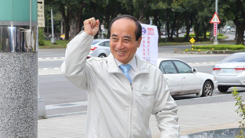 王金平7日宣布参选总统 盼马王二会