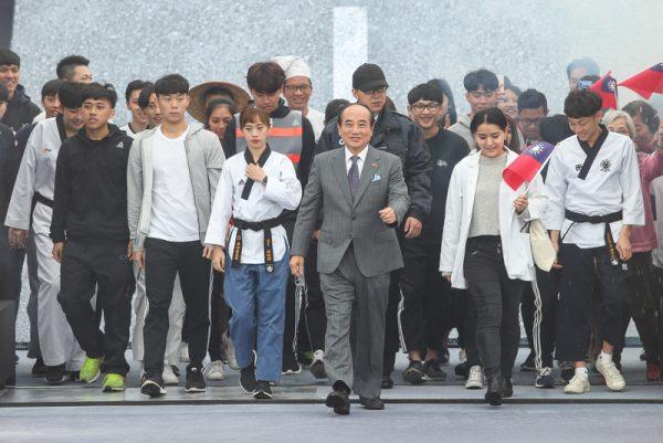 17年立院龍頭 王金平宣布角逐2020總統大位