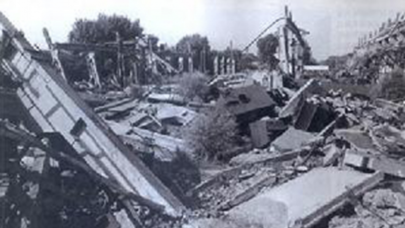共产暴政录:唐山大地震曾被预测出来