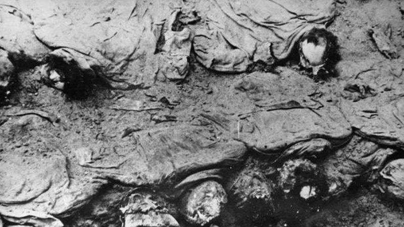 卡廷屠殺——真相終將大白(歷史上的今天20190305第297期)