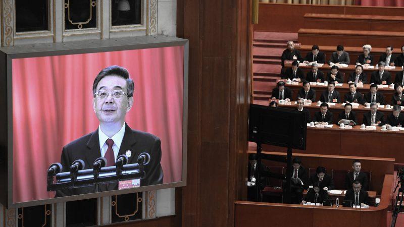 周强两会大赞中共司法  美媒:王林清案反映不同状况