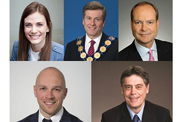 神韵将莅临多伦多 市长及议员祝贺
