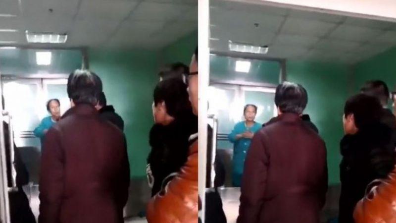 中国冷血医院催款 10分钟不交钱推出手术室