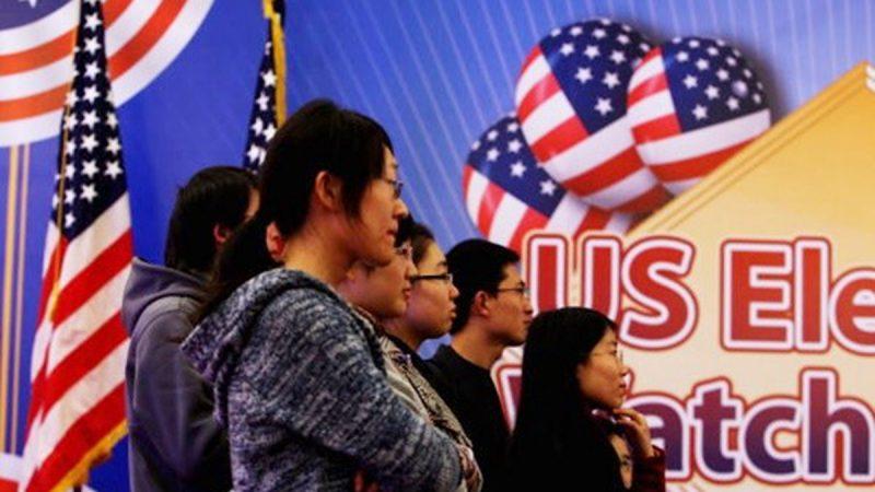 美打擊留學生間諜 欲限制中國學生參加敏感項目