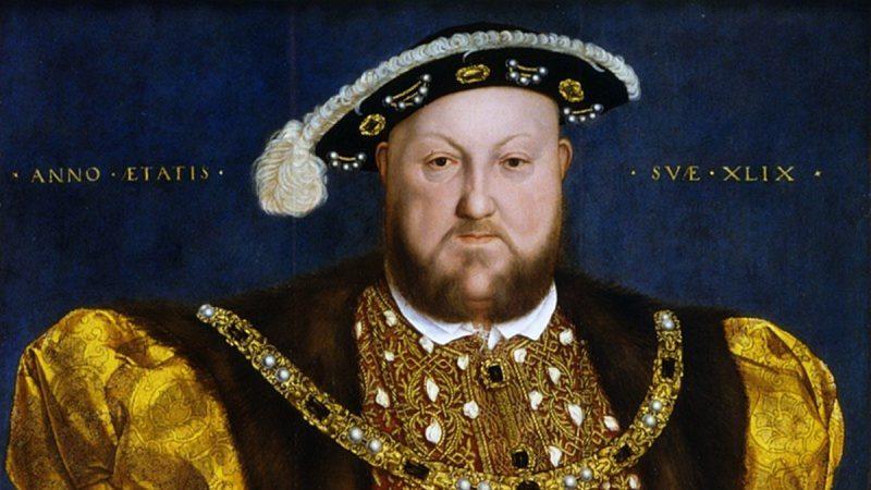 絲毫不差的因果報應—王權、宮鬥、教會,英國王室的狗血劇