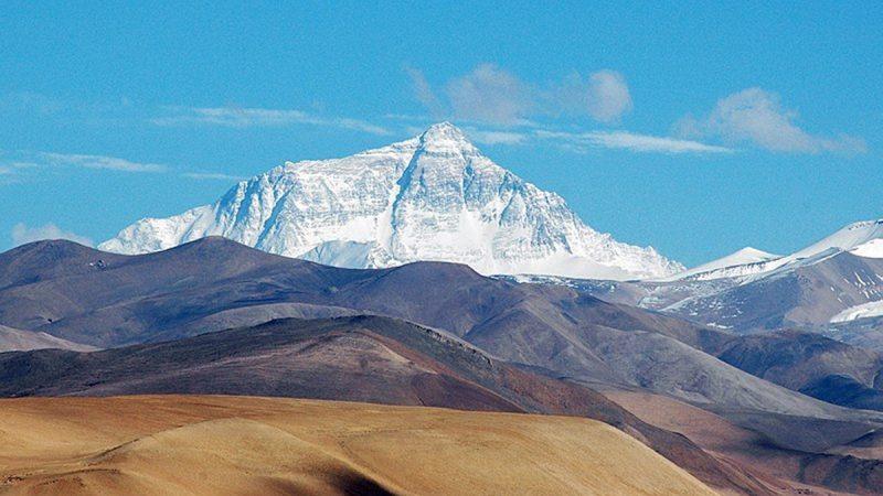 地下400英里深處驚現比珠峰更高山峰