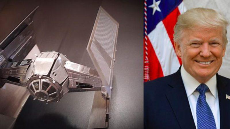 川普啟動新版「星戰」 對抗中共「太空暗器」